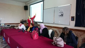 Presentation et debat